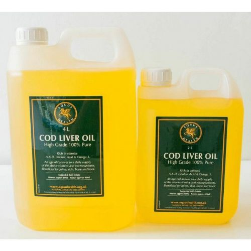Equus Health - Cod Liver Oil